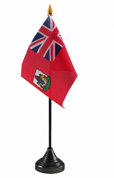 BERMUDA - Table Flag